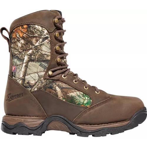 "Danner 41341 Men's Pronghorn 8"" Realtree Edge 400G Waterproof Hunting Boots"