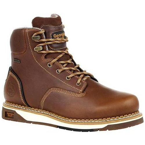 Georgia GB00350 Men's Amp Lt Wedge Waterproof Work Boots
