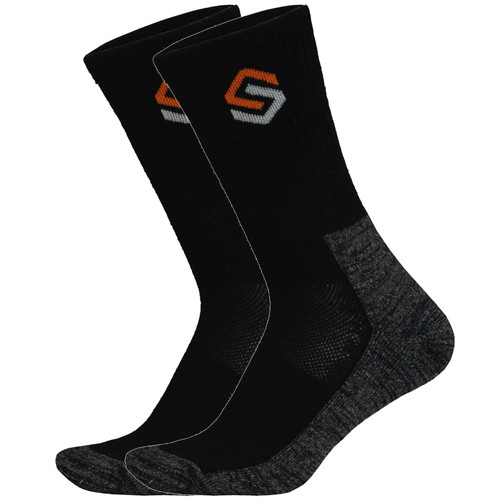 Scentlok Fwotsk89249-090 Merino Thermal Crewmax Socks