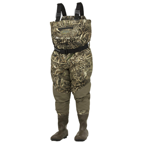 Frogg Togg 2711856 Grand Refuge 2.0 Bootsfoot Chest Waders In Realtree Max-5 Waders