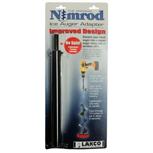 Lakco Nimrod Ice Auger Adapter