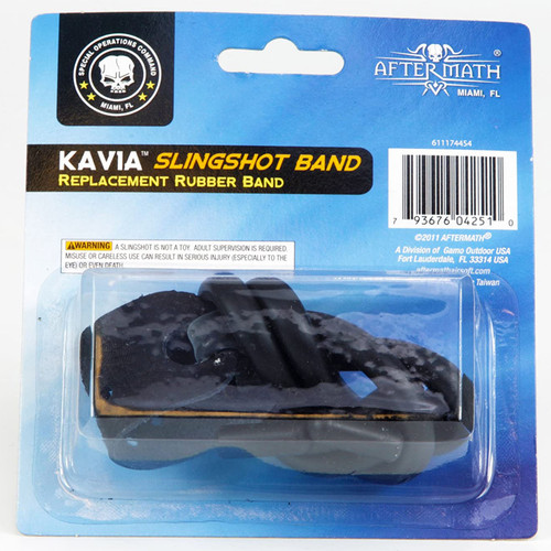 Gamo Aftermath Sport Tactical Slingshot Replacement Band