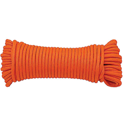 "Focus-On Tools (FOT) 5/32"" X 50' Paracord, Orange"