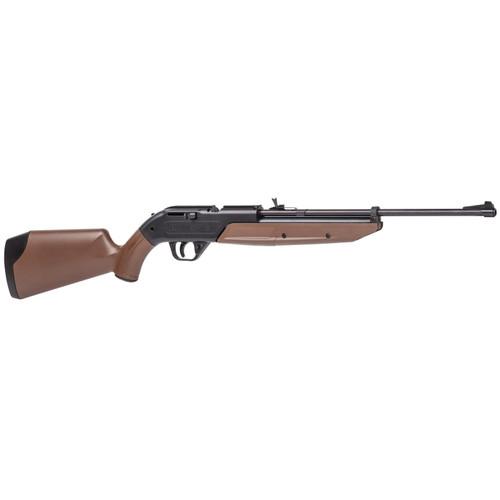 Crosman 760 Pumpmaster .177 Caliber BB/Pellet Air Rifle, Brown