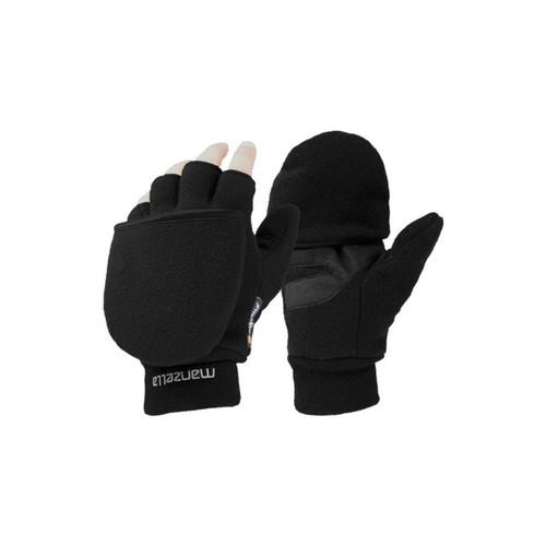 Manzella Men's Cascade Convertible Gloves