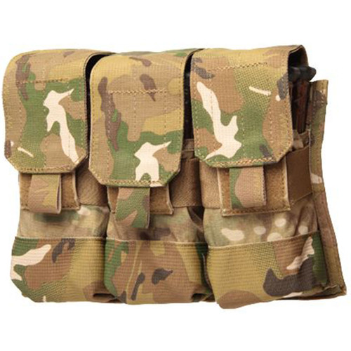 Blackhawk AR-15 STRIKE TRIPLE MAG POUCH HOLDS 6, Size 149