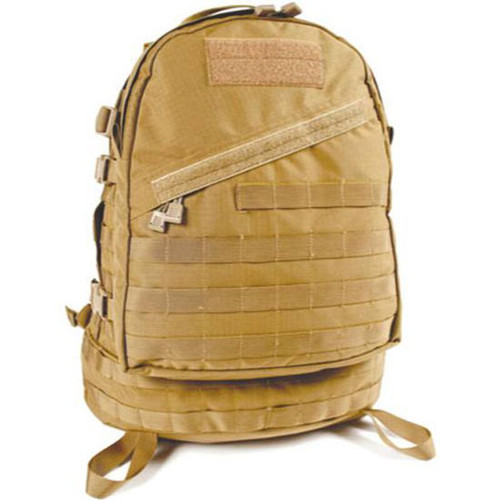 "Blackhawk Ultralight 3 Day Assault Pack 20""x13""x6"" Nylon Tan 603D08CT"