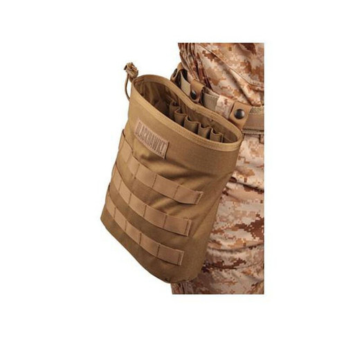 Blackhawk Roll-up Dump Pouch Coyote Tan 37CL117CT