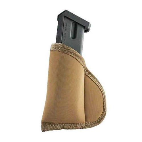 Blackhawk TecGrip ISP/IWB Full Size Single/Double Stack Mag Pouch Coyote Tan - 40MP01CT