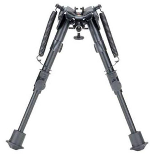 "Blackhawk Bipod Adjustable Height 6"" to 9"" Aluminum Black"