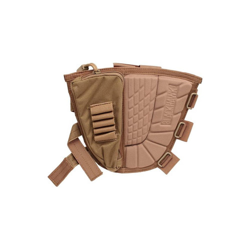 Blackhawk Urban Warfare IVS Cheek Pad Coyote Tan - 90CP05CT