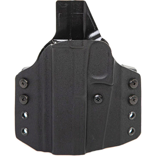 Uncle Mike's CCW Holster For 1911's OWB Right Hand Kydex Black