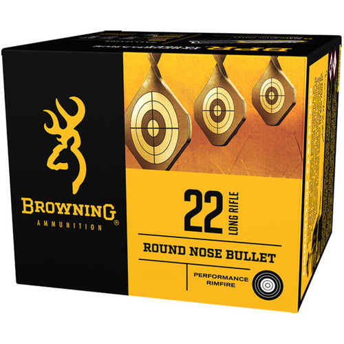 Browning Ammunition 22LR 36GR BPR 1000 Rounds