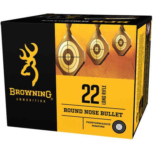 Browning Ammunition 22LR 36GR BPR 1000 Rounds