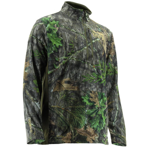 Nomad Men's NWTF Fleece 1/4 Zip Jackets