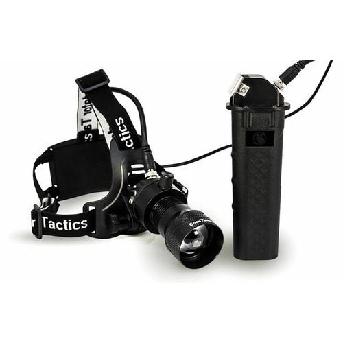 Predator Tactics Coon Hound - Coon Hunting Spotlight / Headlamp Combo
