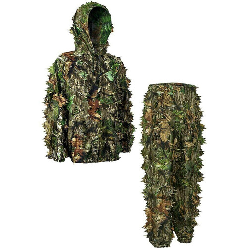 Titan 3D Leafy Suit Mossy Oak Obsession Pattern