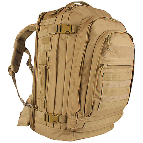 Fox Tactical Field Pack Coyote, 56-038-CY