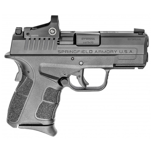 "SPRINGFIELD ARMORY XD-S MOD.2 OSP 9MM 3.3"" BARREL 9-ROUNDS CRIMSON TRACE RED DOT"