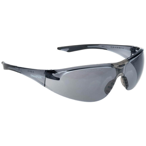 Champion Ballistic Shooting Glasses - Smoke Grey
