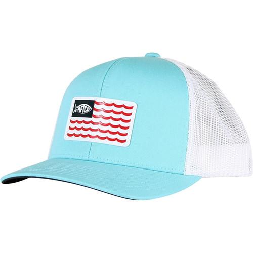 AFTCO Canton Snapback Trucker Hat