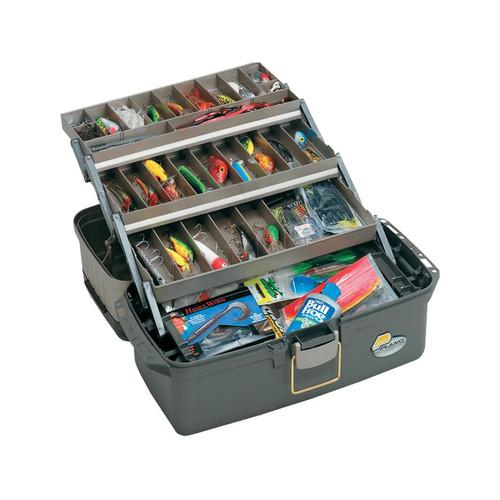 Plano Guide Series 3-Tray Tackle Box