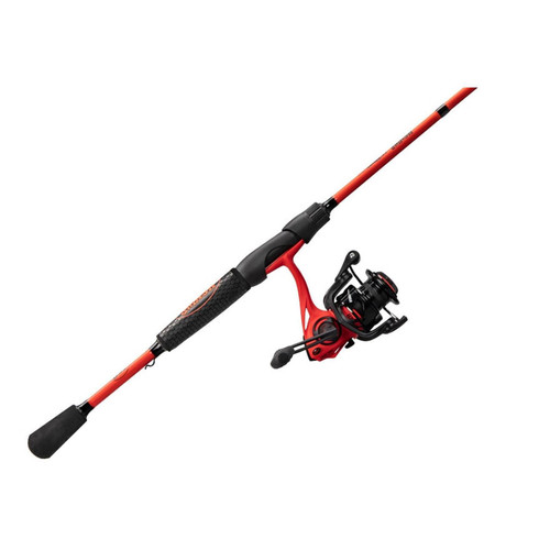 "Lew's Mach Smash 30 Spin 6'6"" Med Spinning Combo"
