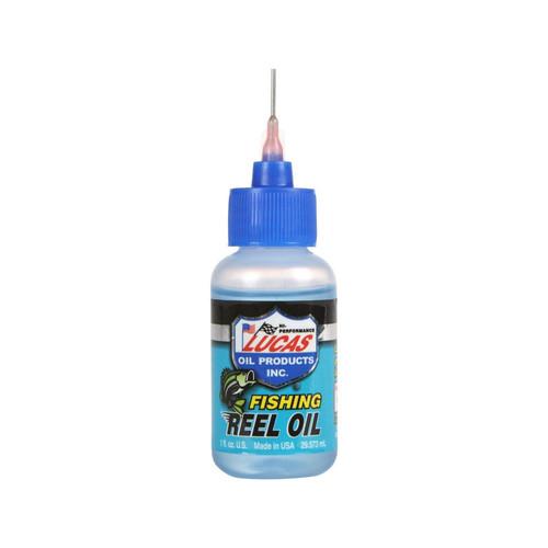 Lucas Oil Fishing Reel Oil 1oz