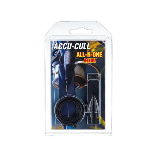 Accu Cull All-N-One Mini Hook and Weight Holder