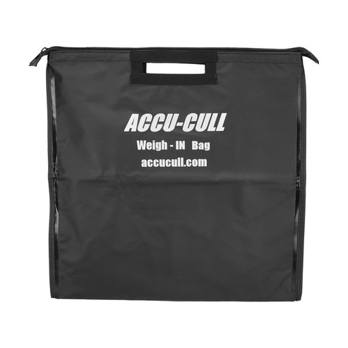 Accu Cull Tournament Zippered Weigh-In Bag