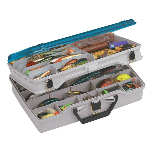 Plano Two-Tier Satchel Tackle Box System
