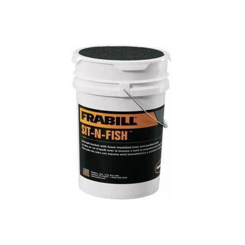 Frabill 6 Gallon Sit-N-Fish