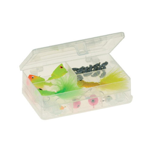 Plano Tackle Oganizer Tackle Box Clear