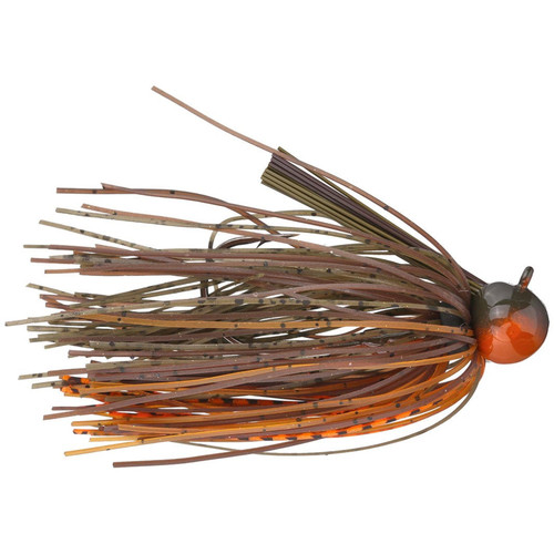 Dirty Jigs T.L. Fin Football Jigs