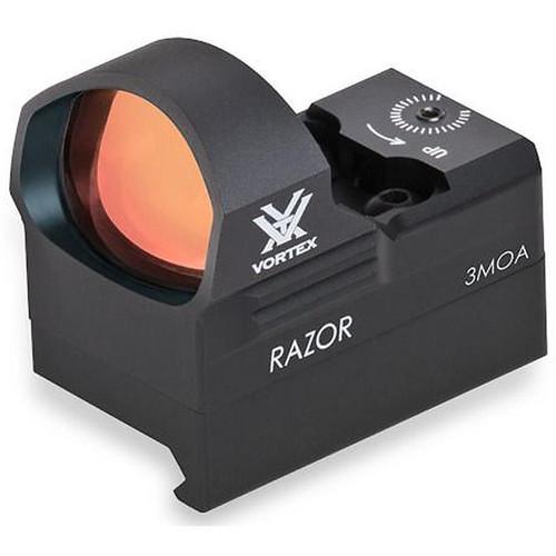 Vortex Razor Red Dot Sight 3 MOA Dot RZR-2001, Black