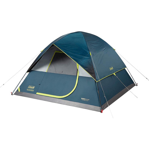 Coleman 6 Person Dark Room Fast Pitch Dome Tent, 2000036088