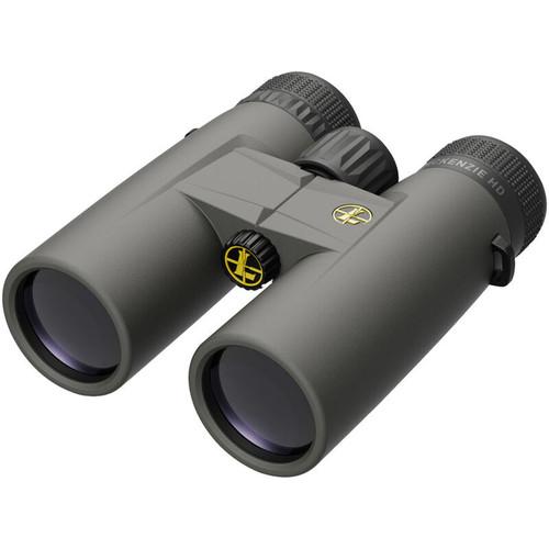 Leupold BX-1 McKenzie 8x42 Binoculars BAK4 Roof Prism Full Multi-Coated Lens Shadow Gray Finish #181172