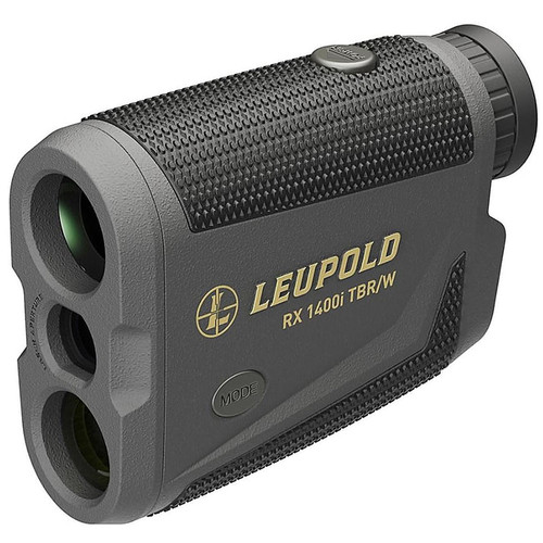 Leupold RX-1400i TBR/W with DNA Laser Rangefinder 5x Black TOLED Selectable #179640