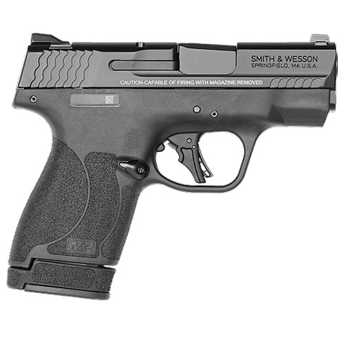Smith & Wesson M&P 9 Shield Plus 9mm - No Thumb Safety - Black - 13 Round