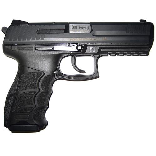 "HK P30 Semi-automatic DA/SA 9mm 3.85"" Barrel Polymer Frame Black 17Rd 2 Magazines"