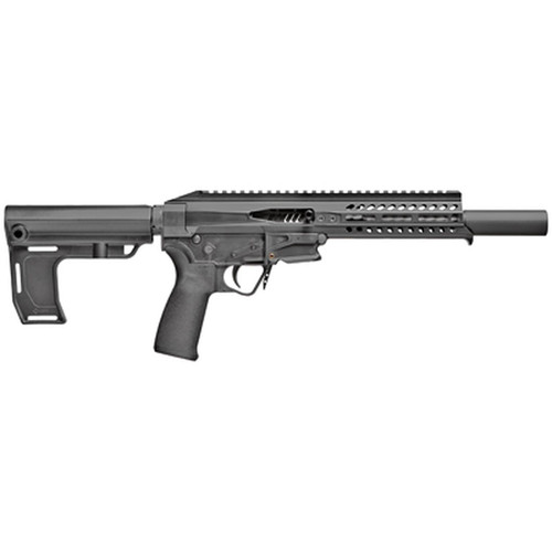 "POF Rebel Pistol .22 LR 8"" Barrel MFT Brace Black 10rd"