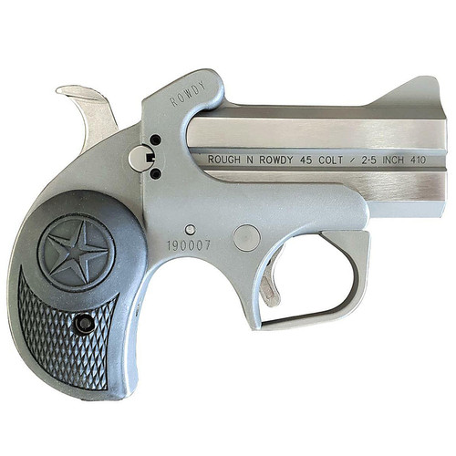 "Bond Arms Roughneck .357 Mag/ 38 Special 2.5"" Barrel"