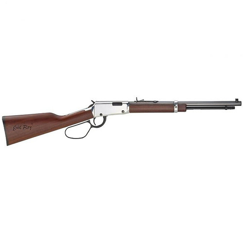 "HENRY REPEATING ARMS FRONTIER CARBINE EVIL ROY EDITION WALNUT .22 LR 17"" BARREL 12-ROUNDS"