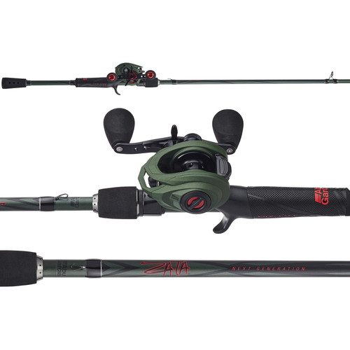 Abu Garcia Virtual Spinning Combo