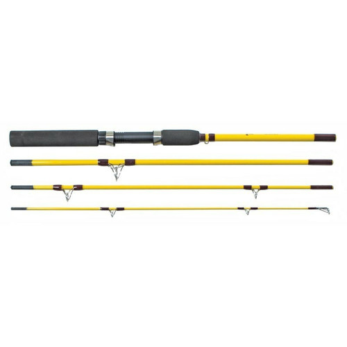 Eagle Claw Pack-It Rod and Reel Combo