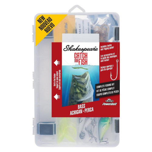 Shakespeare Catch More Fish Kits
