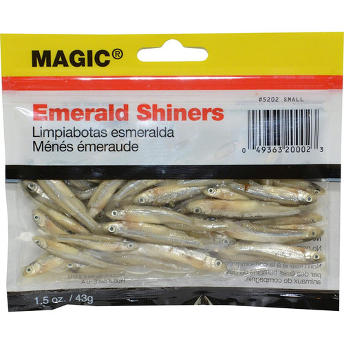 Magic Preserved Emerald Shiners
