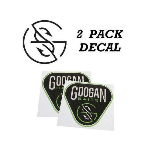 GOOGAN BAITS GB-2-TRIANGLE GOOGAN BAITS TRIANGLE DECAL (2