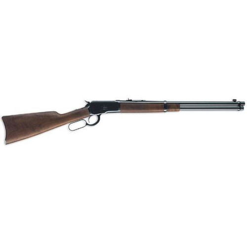 """Winchester M92 Lever Action Rifle .44 Magnum 20"""" Barrel Length 10 Round Capacity Walnut Stock Blued Finish"""