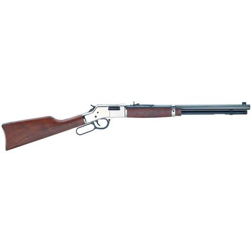 Henry Big Boy Silver 357 Magnum Lever Action Heirloom Rifle